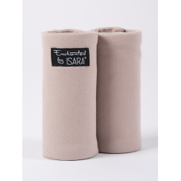 Protectii bretele ISARA Caffe Latte