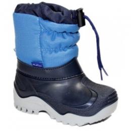 Cizme de zapada Albastru, Impermeabil, Anti-alunecare, marca Muflon