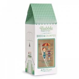 Sampon organic 2 in 1 pentru par si corp-adulti si copii, Bubble Eco 500g