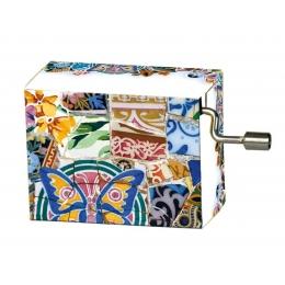 Flasneta Fridolin - Gaudi