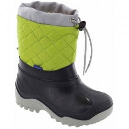 Cizme de zapada Verde Negru, Impermeabil, Anti-alunecare, marca Muflon
