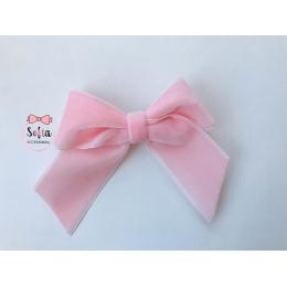 Celine Pink Clips Clama de par (agrafa) roz