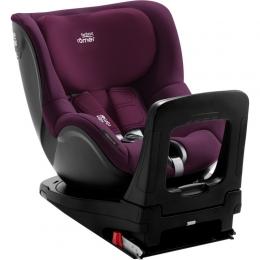 Scaun auto Dualfix M I-size Burgundy Red Britax-Romer