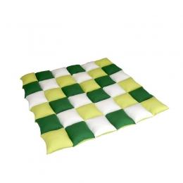 LET'S PLAY Salteluta Premium Alb, Verde