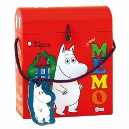 Joc memorie Memo cu Moomin