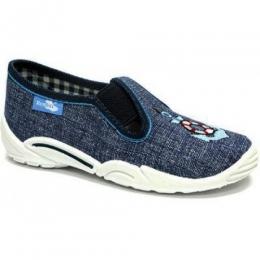 Pantofi Baieti, Albastru Jeans, marca RenBut