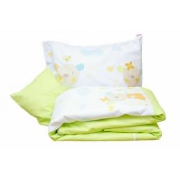 Lenjerie pat copii Primavera