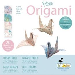 Origami Fridolin, cocori