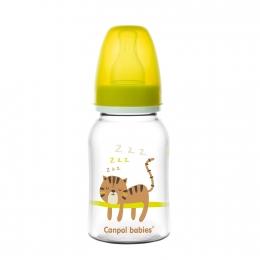 """Biberon """"Africa"""", polipropilena, 120 ml, 0 luni +"""