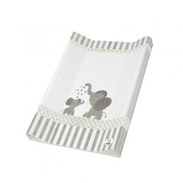 Saltea de infasat Soft 70x50 cm. Elephant crem Rotho-babydesign