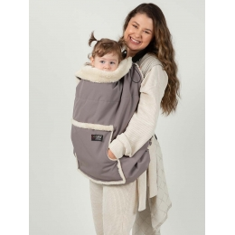 Protectie de iarna Clever Cover Frosted Almond Taupe