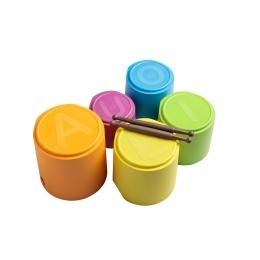 Jucarie de Stivuire, Multifunctionala, Ekoala, BIOplastic