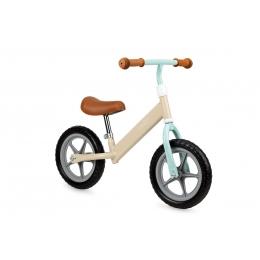 Bicicleta fara pedale Fleet, Qkids, Cappuccino