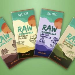 CHOCO SPIRULINA 5 + 1 free