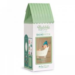 Gel de dus organic pentru copii si adulti, Bubble Eco 500g