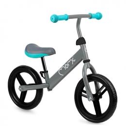 Bicicleta fara pedale Nash, Momi, Turcoaz
