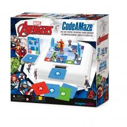 Code A Maze Avengers - joc educativ de programare