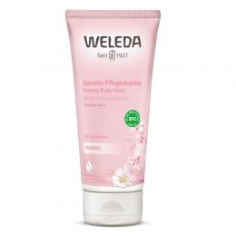 Lotiune de dus cu migdale pentru piele sensibila, Weleda