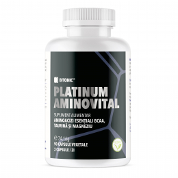 Supliment natural BiTONIC Platinum Aminovital