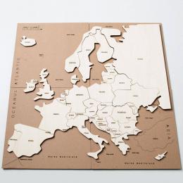 Puzzle Harta – Europa
