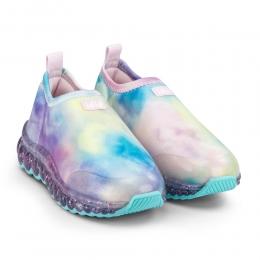 Pantofi Sport LED Bibi Roller Celebration Color Glitter