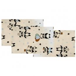 Scutece multifunctionale 75x75 cm 3/set. Kreis
