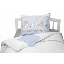 Lenjerie pat copii Odette Blue