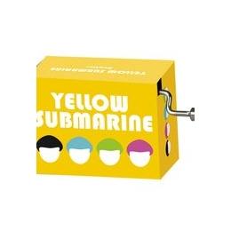 Flasneta Beatles, Yellow submarine