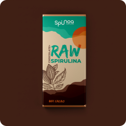 CHOCO Spirulina - Clasic