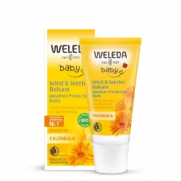 Baby balsam de protectie impotriva vantului si frigului, Weleda