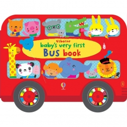 Usborne Baby's very first BUS book