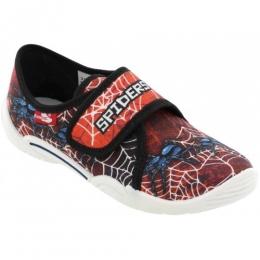 Pantofi Baieti, marca RenBut, Rosu Spider