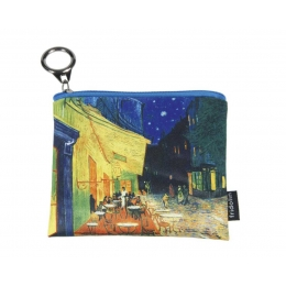 Portmoneu textil Van Gogh Cafe de nuit