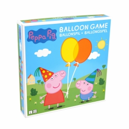 Joc cu baloane Peppa Pig