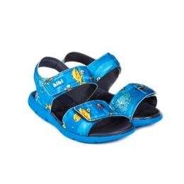 Sandale Baieti BIBI Basic Mini Marine