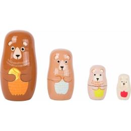 Familia ursuletilor Matrioska
