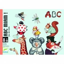 Joc educativ Djeco, ABC Miam