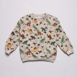 Bluza din bumbac World of Dinos