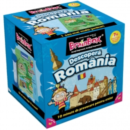 BrainBox Descopera Romania