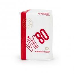 Absorbante pentru lehuzie cu bariera protectoare VIR80 10buc