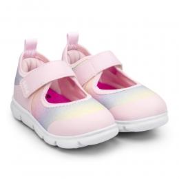 Pantofi Sport Fete Energy Baby New II Rainbow Glitter