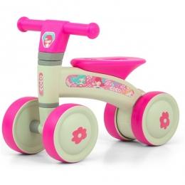 Bicicleta fara pedale Ride-On, Coco, Pink
