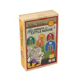 Invata culorile cu soricelul: Wacky Wonders - Little Mouse