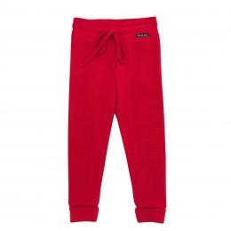 Dublati reversibili din lana merinos extrafina Red/ Dark Grey