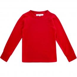 Bluza din lana merinos Red