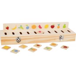 Sortator imagini, tip Montessori