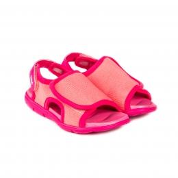 Sandale Fete BIBI Basic Mini Cherry cu Velcro