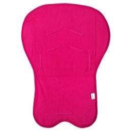 Protectie Antitranspiratie Universala Pentru Carucior, EKO, 100% Bumbac, Dark Pink