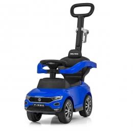 Masinuta copii 3 in 1 Volkswagen T-ROC Blue