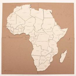 Puzzle Harta –Africa